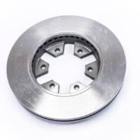 Disco de freno Nuss D-21 250 mm 6 per./vent.